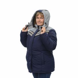 Куртка утепл Селена 937 женская