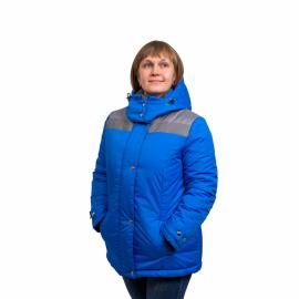 "Куртка утепленная женская К-937 ""АНГАРА"""